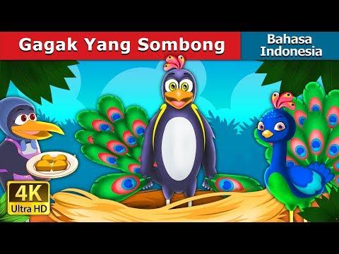 Gagak Yang Sombong   Dongeng anak   Dongeng Bahasa Indonesia