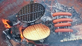 8 Campfire Cooking Gadgets put to the Test