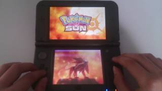 How to delete save data in Pokemon 2/3DS or 2DS edition