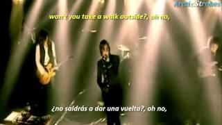 The Strokes - The end has no end (inglés y español)
