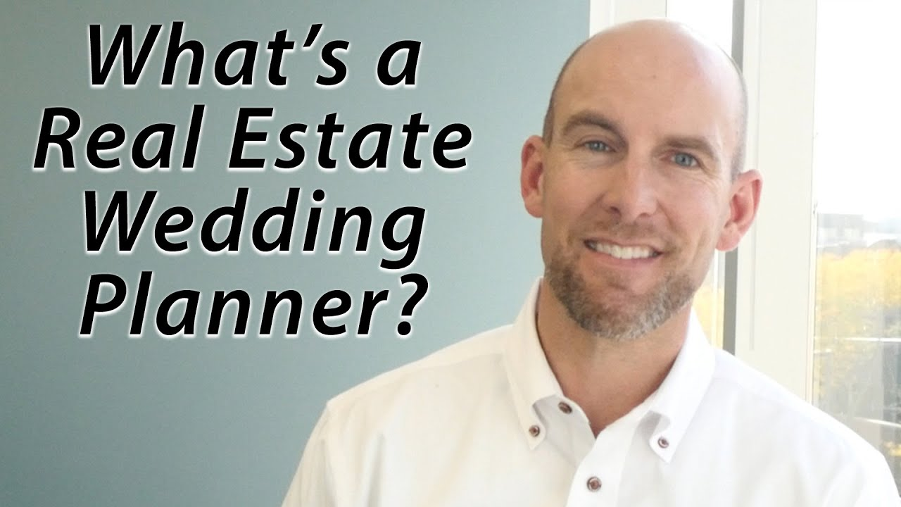Do You Need a Real Estate Wedding Planner?