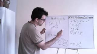 Kombinatorika - Binomická věta 2