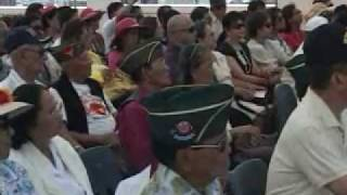 Honolulu, Hawaii C&C - Day Of Valor Honoring Filipinos Who Fought In WWII