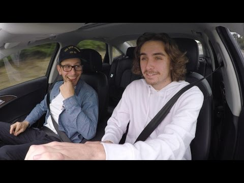 Skaters In Cars: Kyle Walker - Part 2 | X Games