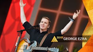 George Ezra   Shotgun (Glastonbury 2019)