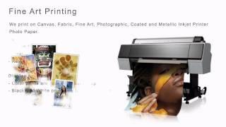 Epson Stylus Pro 9890 Geniş formatlı printer