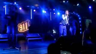 911 - Love Sensation (15/08/2010)