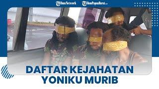 Daftar Kejahatan Yoniku Murib alias Mbobugu, Anggota KKB Papua yang Ditangkap TNI-Polri