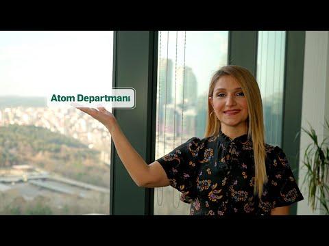 Belkız Karaaslan – Atom Departmanı