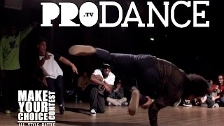 B-Boy Salomon | Make Your Choice 2015