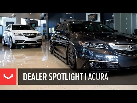 Vossen Dealer Spotlight | Acura of Pembroke Pines