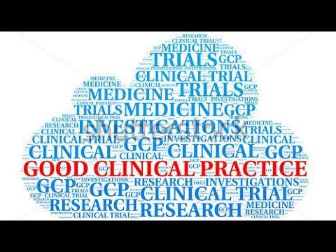 Правила надлежащей клинической практики: часть 1