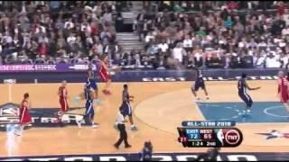 NBA All-Star Game 2010 Full Highlights HD