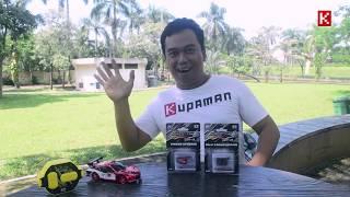 Review R/C Auldey Race-Tin Gen-4 oleh Kupaman