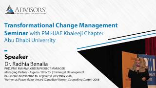 Transformational Change Management Seminar