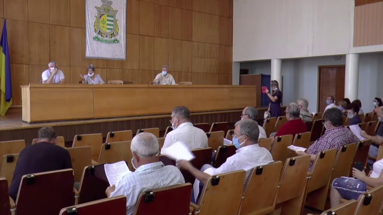 Чергова 113-а сесія Рубіжанської міської ради