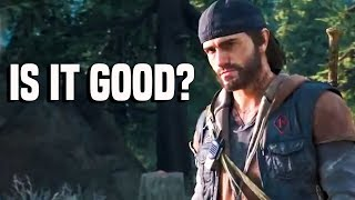 I PLAYED DAYS GONE! E3 2018 Sleeper Hit Or Sony Dud?! New Gameplay + Horde Battle