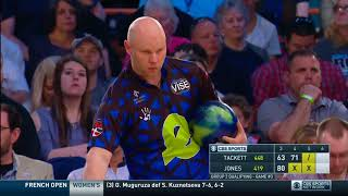 PBA Bowling Tour Finals Positioning Round 2 05 29 2018 (HD)