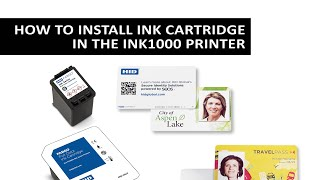 HID FARGO INK1000 YMC Cartridge Video