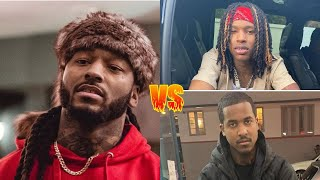 """King Von , Lil Reese & Tay 600 Respond To Montana 300 Saying I'm Chicago's Best Rapper """"Where You..."""