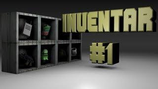 Inventar #1 - Blender 3D Game Engine Tutorial