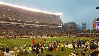 Terrible Towel Time - Pittsburgh Steelers Stadium December 17, 2017