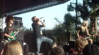 As Blood Runs Black - In Dying Days at Bamboozle CA 2010