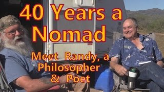 """40 Years a Nomad: Meet Randy Vining from """"Without Bound"""" Fame"""