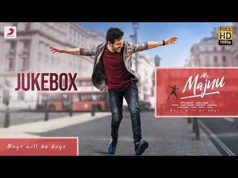 Akhil Akkineni's Mr. Majnu - Jukebox