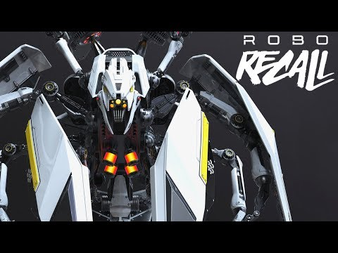 【DE JuN】VR虛擬實境- Robo Recall※魔王裝甲出現啦!!#3