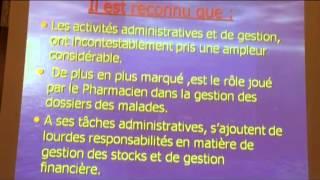 preview picture of video 'Journée scientifique de la SORP à SKIKDA Au Palais de la culture - Vidéo 02'