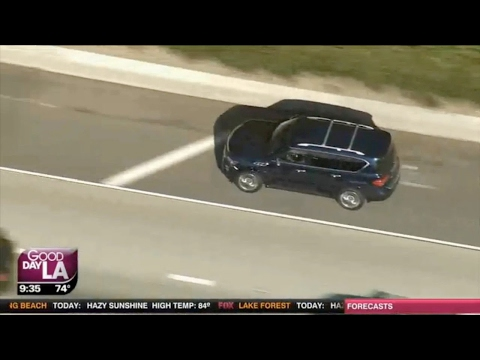 Download Los Angeles Police Chase October 01 2015 Video 3GP Mp4 FLV