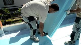 Rehabilitación de cubierta en Escalona