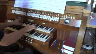 Alte Kameraden - Carl Teike (Marsch auf der Orgel / March on the Organ)