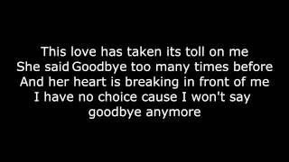 Maroon 5 - This Love [Lyrics] [HD]