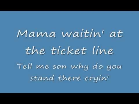 Lynyrd Skynyrd - The Needle And The Spoon (lyrics)
