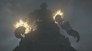 Shadow of the Colossus PS4: Colossus #16 Malus Boss Fight and Ending | Kholo.pk