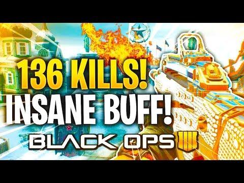 the NEW SWORDFISH BUFF GONE INSANE    Best Class Setup After 1 06 Update  Black Ops 4 (BO4 Best Gun) - KRNG Hero