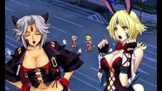Project X Zone 2 : Brave New World - Twilight Profusion (Normal)
