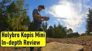Review: Holybro Kopis Mini DJI digital version