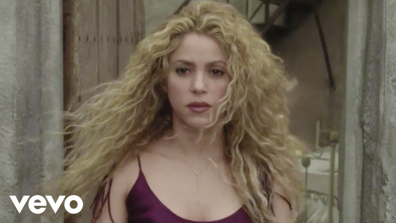 Shakira — Nada