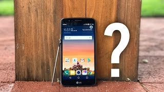 Best Budget Phone with a Pen? The LG Stylo 3 (LG Stylus 3)