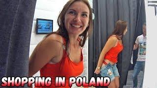 Цены в Польше на одежду 2018. Шоппинг в Польше