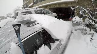 Snow cars 2018