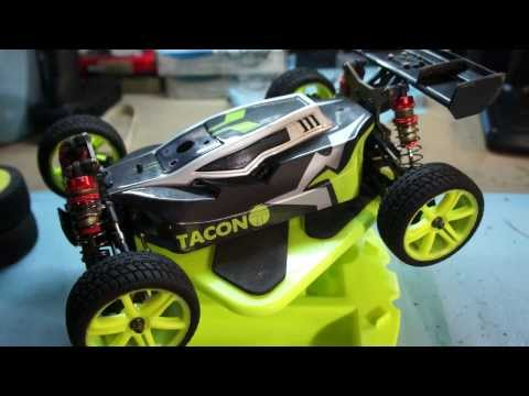 Tacon Soar 1/14 4wd electric buggy review!