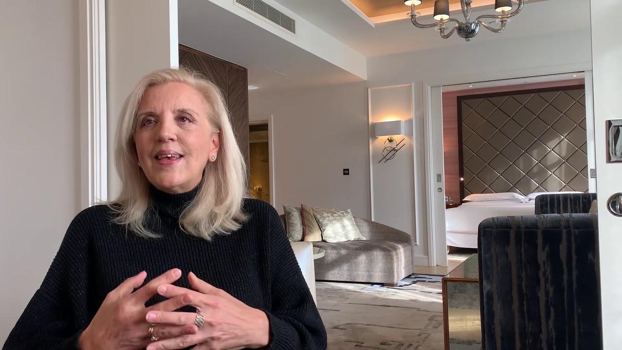"Maria Vafiadis, MKV Design, on the ""revolution"" of hospitality design"