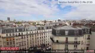 preview picture of video 'Video Tour of a Vacation Rental Studio Apartment in Jardin des Plantes, Paris'