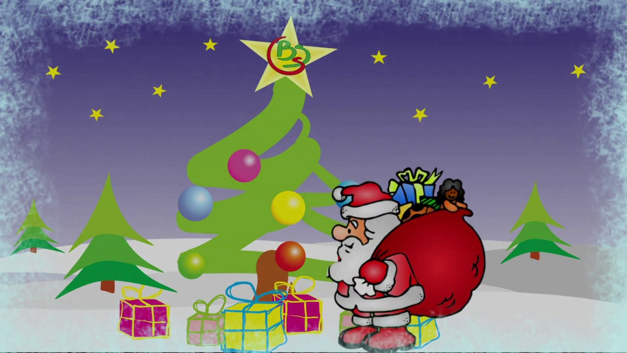 Bank Spółdzielczy w Sieradzu – reklama świąteczna