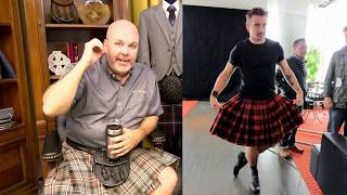What is the Proper Way to Wear a Kilt?