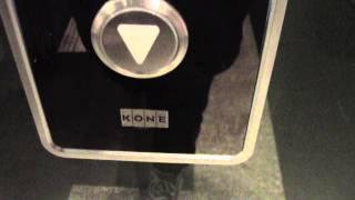 2011 KONE MonoSpace MRL traction elevators @ Scandic Narvik, Narvik, Norway
